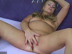 Mollige Oma Porno
